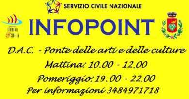 Orari Infopoint