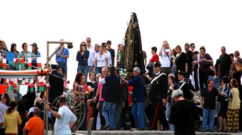 Festa della Madonna dei Pescatori a Diamante