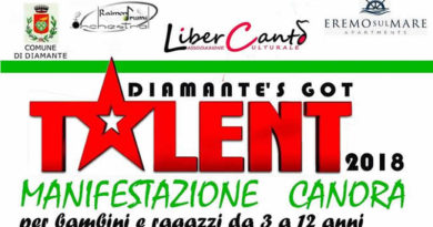 Diamante's Got Talent