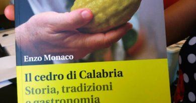 """E' in libreria """"Il Cedro in Calabria"""" di Enzo Monaco"""