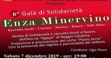 Si rinnova l'appuntamento con il Galà di Solidarietà del Cinecircolo Maurizio Grande
